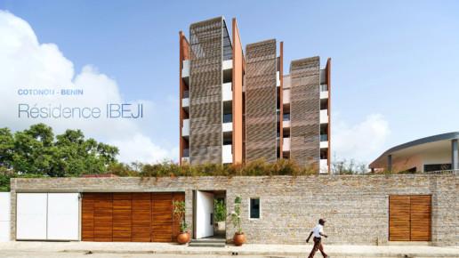 illuminens | perspective architecture 3D | image architecture | residence ibeji cotonou benin | querencia architectures