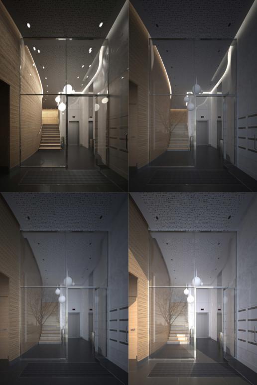 illuminens | perspective architecture 3D | image architecture | multilight maxwell
