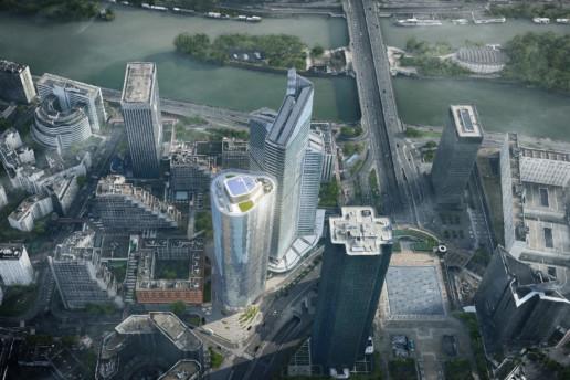 illuminens | perspective architecture 3D | image architecture | tour alto