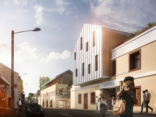 illuminens | perspective architecture 3D | image architecture | prison juliette dodu